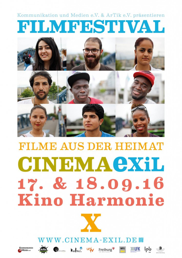 DCP Erstellung Festival Cinema Exil