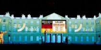 Schlosslichtspiele 2017 Ansicht Projektion